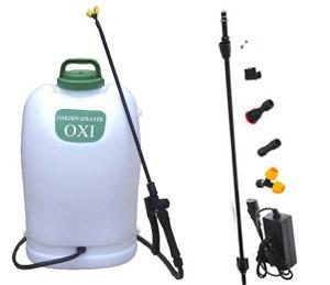 Опрыскиватели садовый (электрический) аккумуляторный OXI SWD-161 производство Корея
